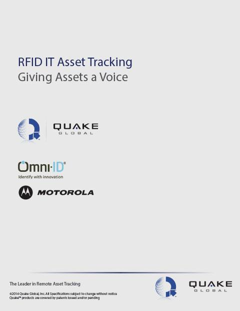 RFID IT Asset Tracking